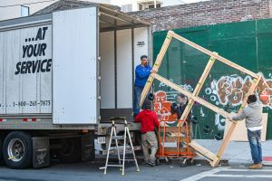 Moving from NY to Flagstaff with professional movers